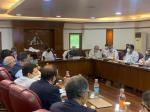 Meeting with Advisory committees 1