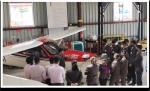 Celebration of Azadi Ka Amrit Mahotsav at Redbird Aviation Pvt Ltd., Baramati Airport, Maharashtra
