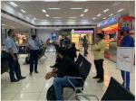 Celebration of Azadi Ka Amrit Mahotsav on Hindi Diwas at Sardar Vallabhbhai Patel Interntional Airport, Ahmedabad