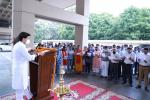 Special Swachhta Campaign - initiated at MoCA on 01 Oct 2021