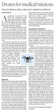 Drones for medical missions_HBL-29 Sep