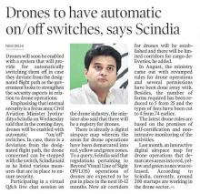 Drone to have